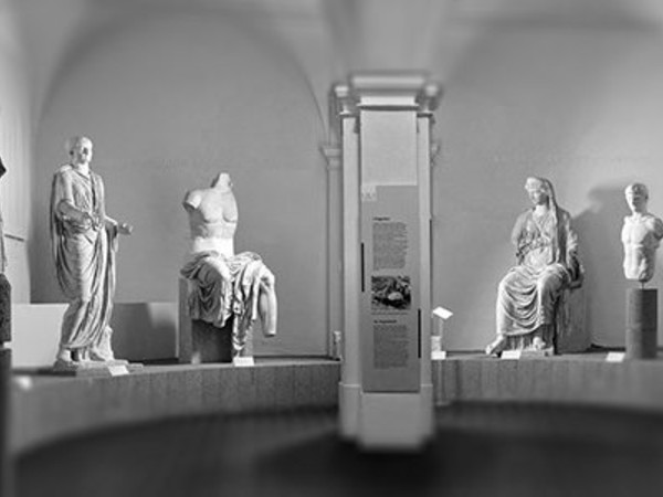 Forever never comes, Museo Archeologico e d´Arte della Maremma, Grosseto