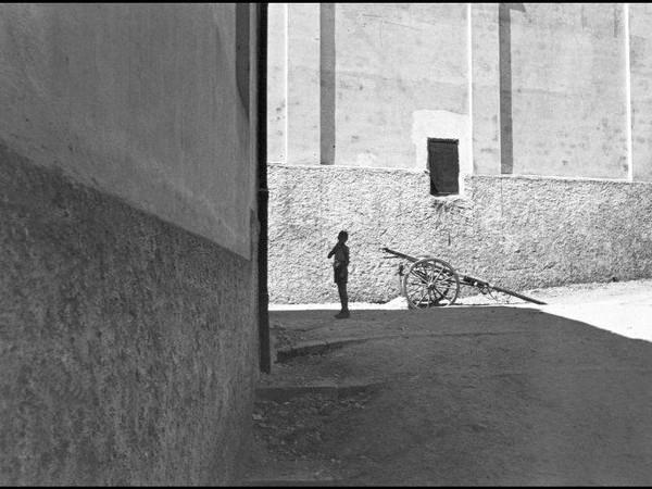 Henri Cartier Bresson, Salerno, Italia, 1933