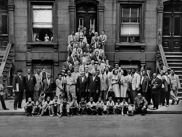 Art Kane, Harlem, 1958
