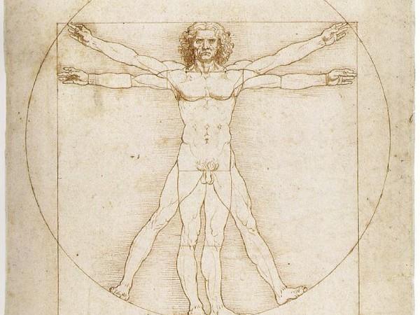 Accordo Italia-Francia: l'Uomo Vitruviano di Leonardo al Louvre