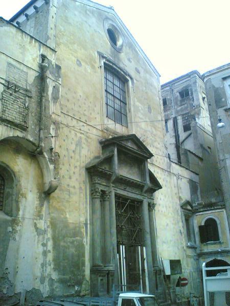 Chiesa di Santa Maria delle Grazie a Caponapoli