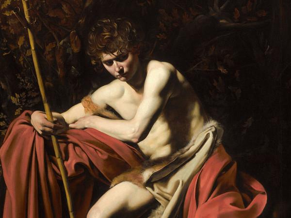 Caravaggio, <em>San Giovanni Battista</em>, Particolare, 1604 ca., Olio su tela, 173 &times;133 cm, Museo Nelson-Atkins, Kansas City