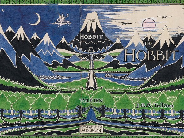 Tolkien: Maker of Middle-earth Bodleian Libraries, University of Oxford 1° giugno - 28 ottobre 2018