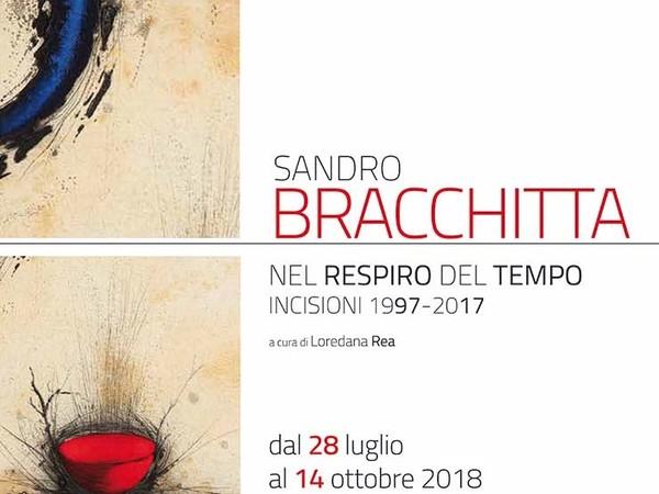 Sandro Bracchitta. Nel respiro del tempo. Incisioni 1997-2017