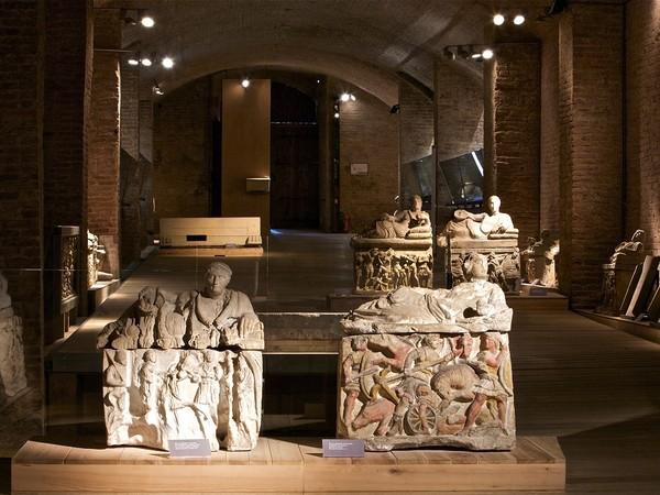 Cronache dal passato, Museo Archeologico di Siena