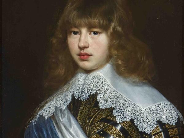 Justus Suttermans, <em>Ritratto di Valdemaro Cristiano di Danimarca, </em>1638-1639. Firenze, Gallerie degli Uffizi, Galleria Palatina<br />