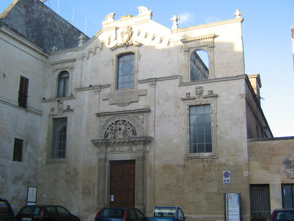 Chiesa di Santa Maria degli Angeli (San Francesco da Paola)