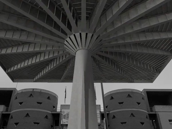 Lucia Tahan, Palazzo del Lavoro di Torino, 1959, video