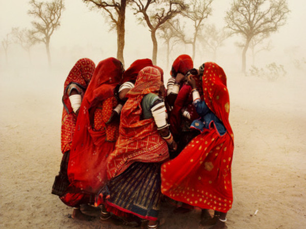 Steve McCurry, Rajasthan, India, 1983