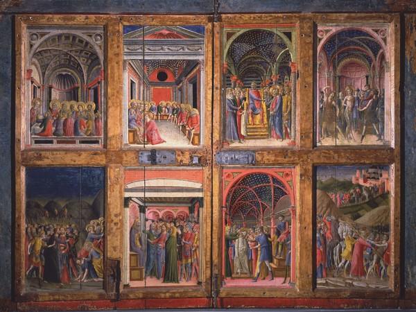 Lorenzo di Pietro detto il Vecchietta, Arliquiera, 1445-1446