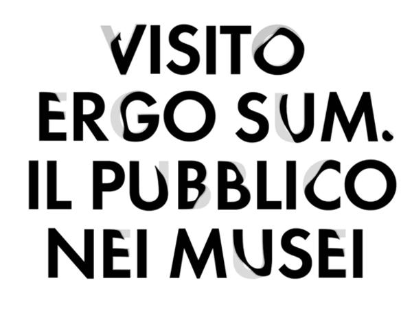 Visito ergo sum. Il pubblico nei musei