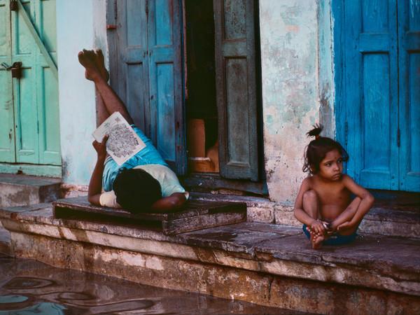 Steve McCurry,Varanasi, Uttar Pradesh, India, 1984 | © Steve McCurry