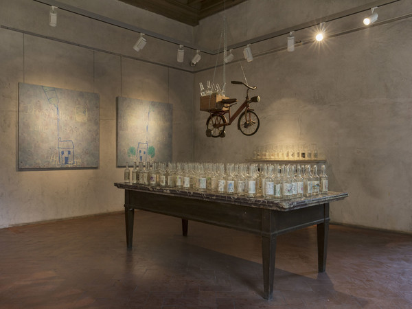 Rachel Lee Hovnanian. Open Secrets, Palazzo Mediceo, Seravezza