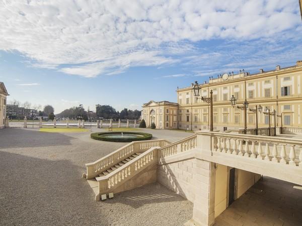 Villa Reale, Cortile d'Onore, Reggia di Monza
