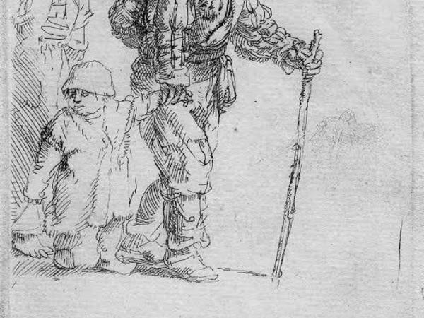 Vita e società nei segni di Dürer, Leyda, Rembrandt. Palazzo Cisterna, Torino