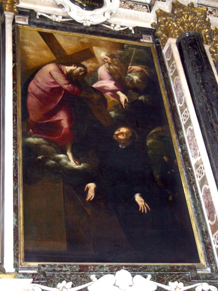 Visione di Sant'Ignazio