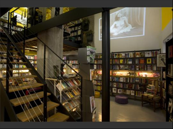 Libreria Books in the Casba