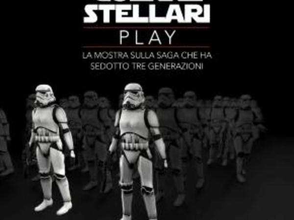 Guerre Stellari – Play. La mostra sulla saga che ha sedotto tre generazioni