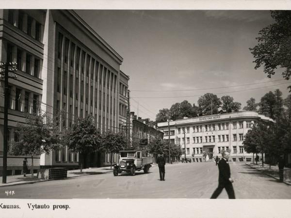 Norbert Tukaj, Kaunas, 1938