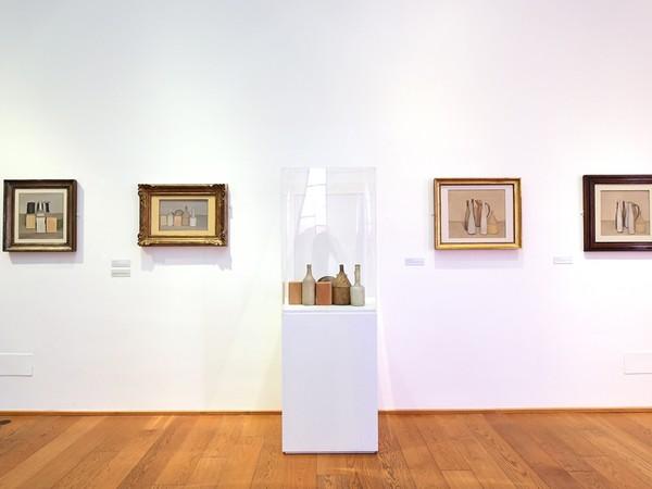 Morandi racconta. Tono e composizione nelle sue nature morte, Museo Morandi, Bologna I Ph. Roberto Serra