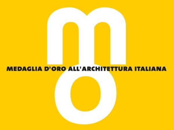 Medaglia d'Oro all'Architettura Italiana, Logo