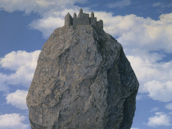 Renè Magritte, Belgian, 1898-1967 Le Chateau de Pyrenees (The Castle of the Pyrenees), 1959