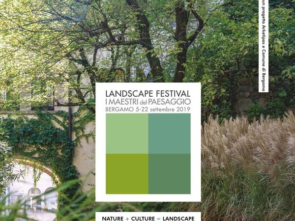 Landscape Festival - I Maestri del Paesaggio, Bergamo