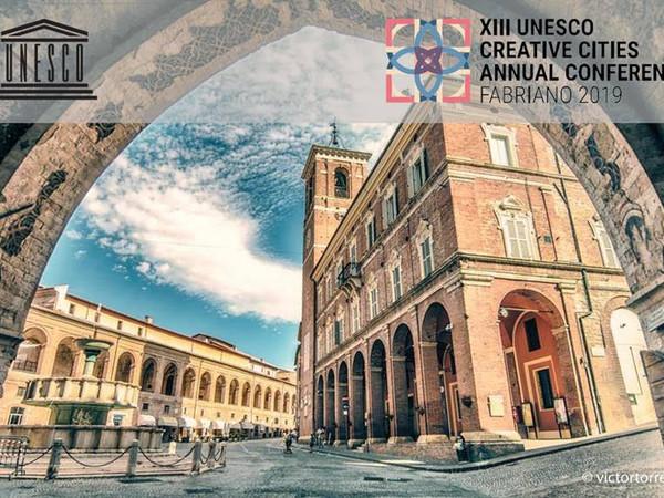 XIII UNESCO CREATIVE CITIES NETWORK ANNUAL CONFERENCE 'LA CITTÀ IDEALE'