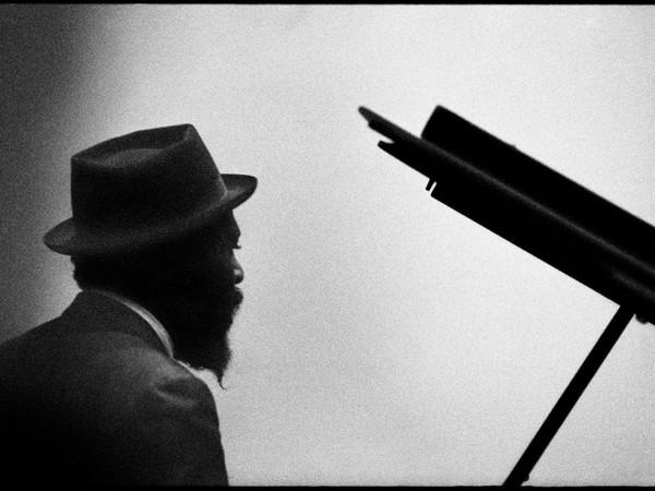 Roberto Polillo, Thelonious Monk, Milano, 1964