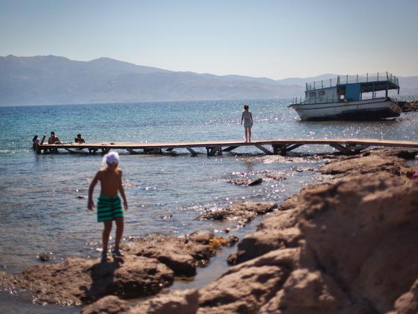 Italo Rondinella, Shipwreck Crime, costa turca dell'Egeo settentrionale, 2017
