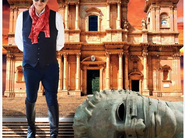 Bocelli e Mitoraj a Noto per promuovere i siti Unesco siciliani