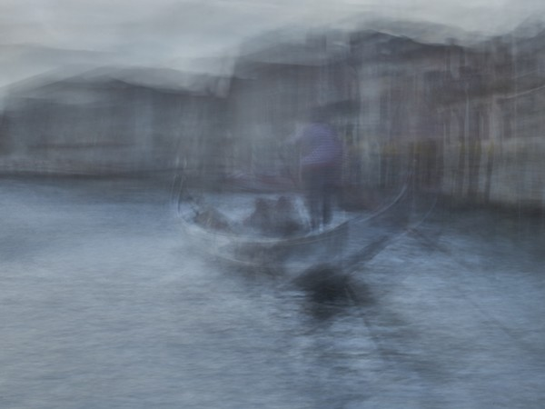 Veronica Gaido, Venezia, Dedalo, Oscurita nel canale, 2018, cm. 32x48