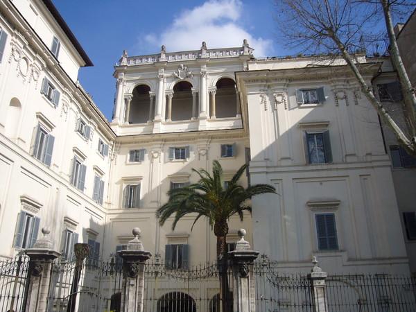 Accademia d'Ungheria, Roma