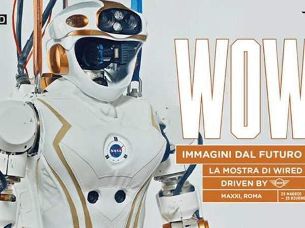 Wow. Immagini dal futuro, MAXXI Museo nazionale delle arti del XXI secolo, Roma