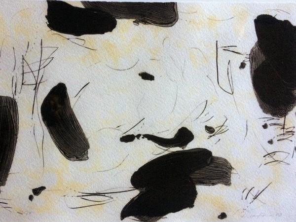 Lee Ufan, <em>Dall'Isola</em>, 1989