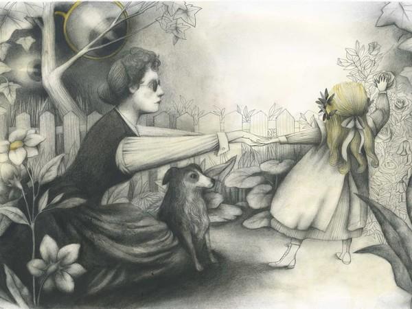 Un'opera di Ana Juan per Anna dei Miracoli