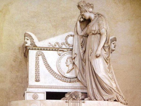Monumento funerario di Vittorio Alfieri