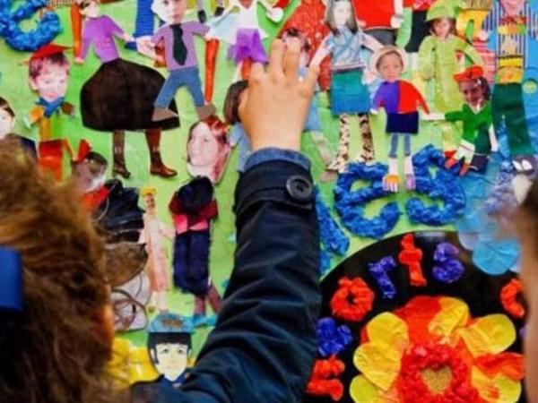 Doppio senso: percorsi tattili alla Collezione Peggy Guggenheim