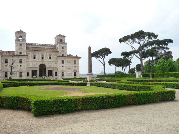 Giardino di Villa Medici | © Wikimedia Commons Photo by Warburg 2010
