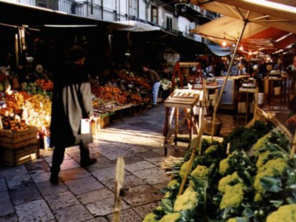 Mercato di Poggio Reale - Napoli
