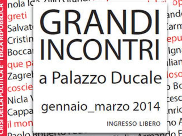 Grandi incontri a Palazzo Ducale, Genova