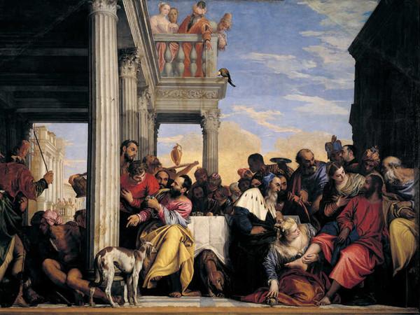 Cena in casa di Simone il fariseo