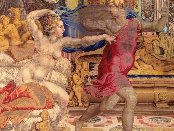 <span style=&quot;text-decoration: underline;&quot;><strong>PALAZZO REALE</strong></span> (29 aprile - 23 agosto, a cura di Louis Godart)<br />&quot;Il Principe dei sogni. Giuseppe negli arazzi medicei di Pontormo e Bronzino&quot;. Per la prima volta dopo 150 anni, i venti arazzi commissionati da Cosimo I De&rsquo; Medici ad Agnolo Bronzino, Jacopo Pontormo e Francesco Salviati e realizzati per la Sala de&rsquo; Dugento di Palazzo Vecchio, tornano insieme in una mostra unica.&nbsp;