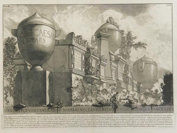 Giambattista Piranesi, Antichità romane<span>(1757)</span>