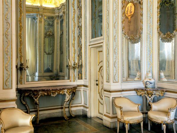 Appartamento della Regina Maria Carolina