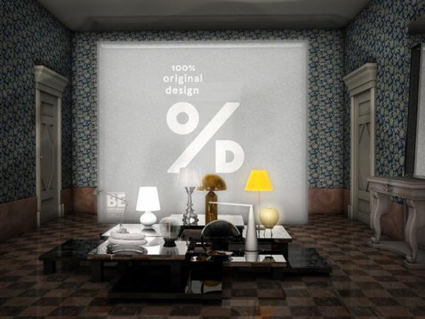 100% Original Design, Palazzo Reale, Milano