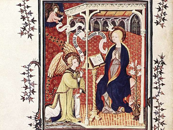 Très Belles Heures de Notre Dame de Jean de Berry