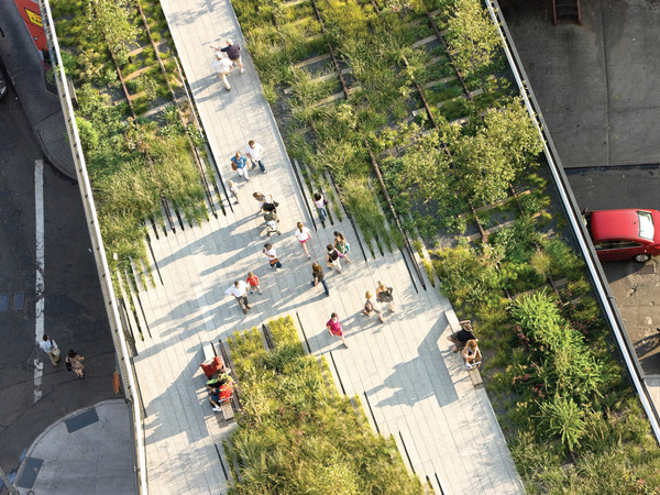 Diller Scofidio + Renfro, Reimagining Lincoln Center and High Line di Muffie Dunn e Tom Piper