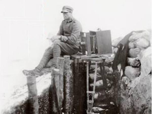 Carlo Balelli, Foto della Prima Guerra Mondiale