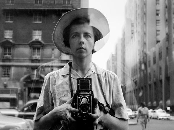 Vivian Maier, New York, 10 settembre 1955